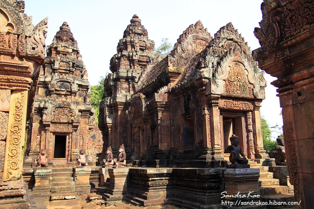 女皇宮Banteay Srei